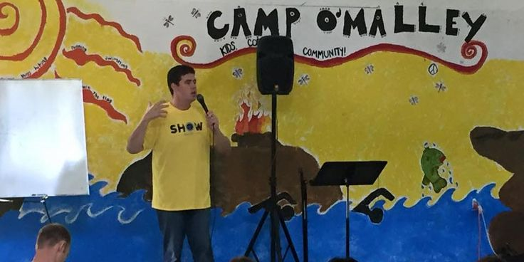 Middle School Spiritual Retreat at Camp O