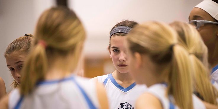 6th grade girls basketball -2016 -consulting
