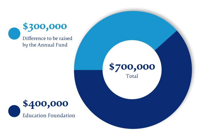 Annual Fund -2015 -chart of the difference