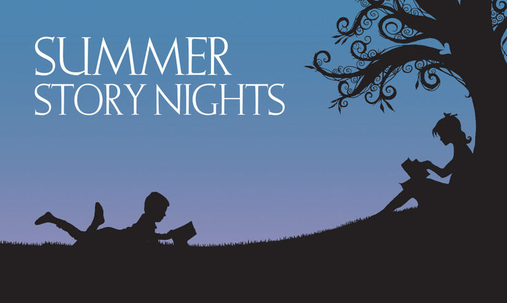 Summer Story Nights banner
