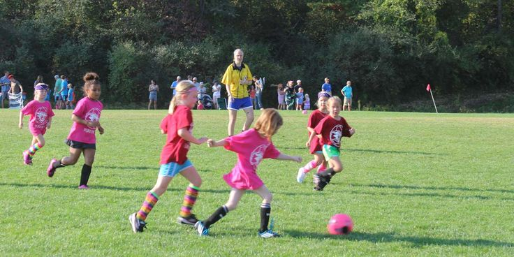 PurePlay Soccer Pink