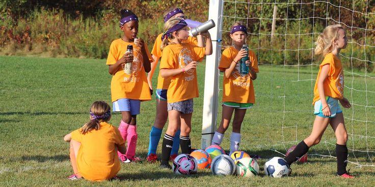 PurePlay Soccer 17 Orange