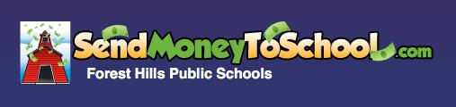 Hot Lunch -SendMoneyToSchool.com -logo