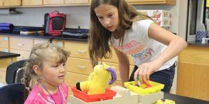 classroom buddies -girls -weigh