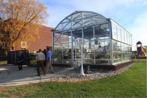 Sample Outdoor Education Greenhouse