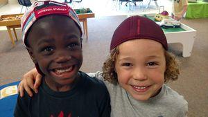 Preschool Hat Boys