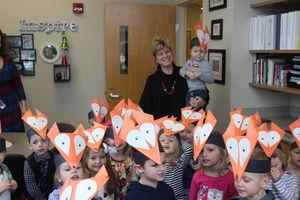 Preschool Foxes