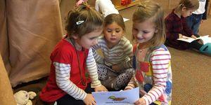 Kindergarten Buddies