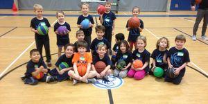 PurePlay Basketball Coed K