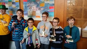 Chess Club 2017 Tournament