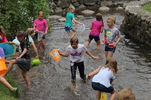 3rd Grade Water Fun