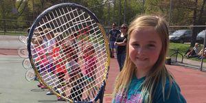 Tennis Girl 17