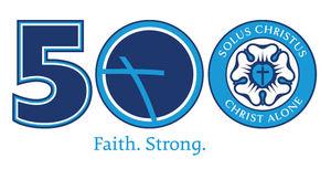 Solus Christus Theme Logo