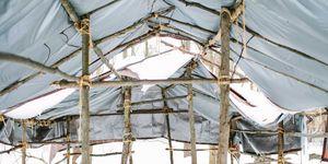 Longhouse Winter