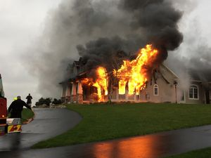 Enlarge image Wittenbach House Fire