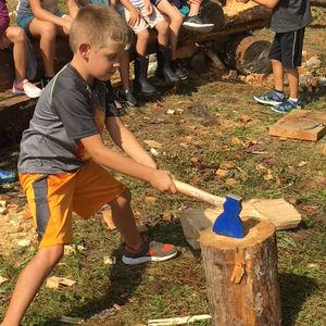 2nd Grade Lumberjack