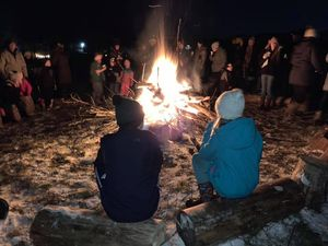 Advent Bonfire