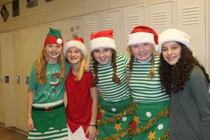 Festive 8th grade