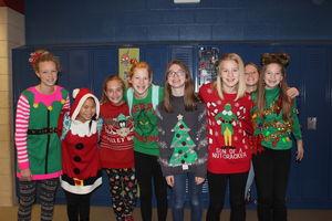 Festive 7th grade