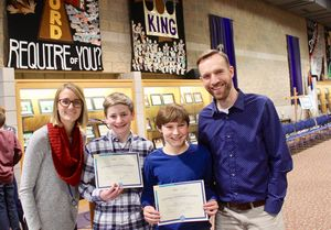 Enlarge image Geography Bee 2019 Winner