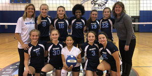 8th Girls Volleyball