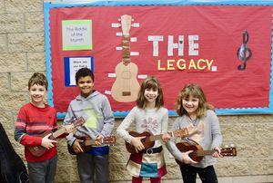 3rd grade ukulele