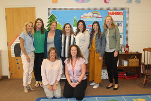 Preschool Staff May 2019