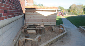 Enlarge image Sandbox