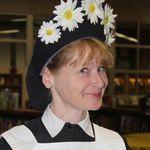 Lois B as Amelia Bedelia