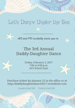 Enlarge image Daddy Daughter Dance 2017