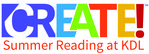 KDL 2017 Summer Reading Create logo