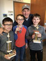Chess Club Winners 2018